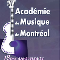 Académie de Musique de Montréal logo
