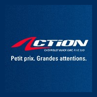 Annuaire Action Chevrolet Buick GMC Rive Sud
