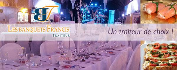 Banquet Francis en Ligne