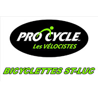 Bicyclettes St-Luc Logo