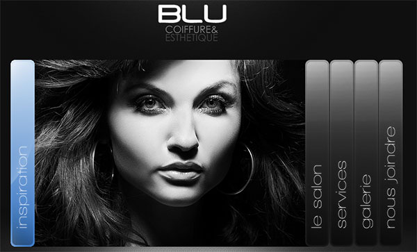Blu Coiffeure & Esthétique en ligne