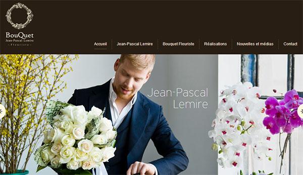 Bouquet Jean-Pascale Lemire