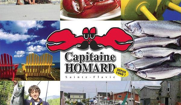 Capitaine Homard en ligne
