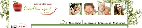 Centre Dentaire Côté-Beauregard en Ligne