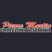 Centre d'Esthétique Automobile Pierre MArtin logo