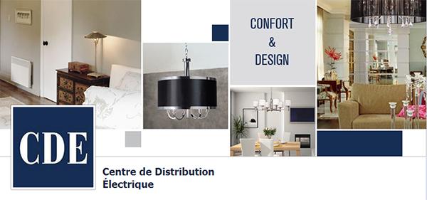 Centre de Distribution Électrique en ligne