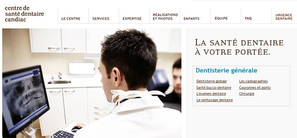 Centre de Santé Dentaire Candiac en Ligne
