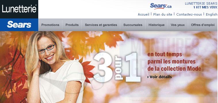 Circulaire-Lunetterie-Sears-en-ligne