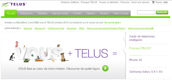 promotion telus mobilit saint tite circulaire en ligne. Black Bedroom Furniture Sets. Home Design Ideas