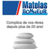 Matelas Bonheur – Boutique de Matelas