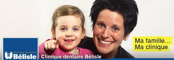 Clinique Dentaire Bélisle en Ligne
