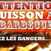 Cuisson sécuritaire sur le Barbecue