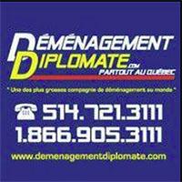 Déménagement Diplomate logo