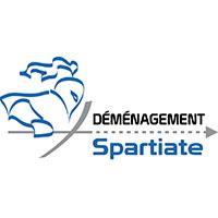 Déménagement Spartiate Logo