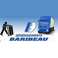 Déménagements Baribeau logo