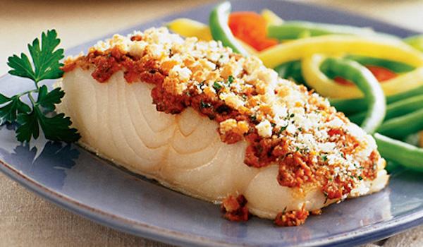 Recette filets de poisson grill s au four circulaire en - Comment griller des chataignes au four ...