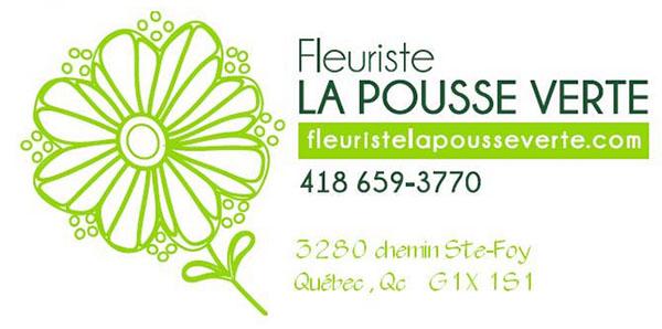 Fleuriste la Pousse Verte