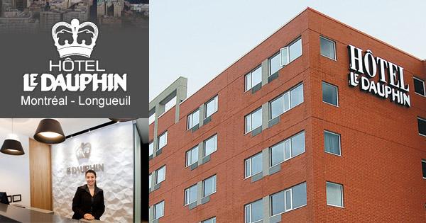 Hôtel Le Dauphin Montréal Longueuil