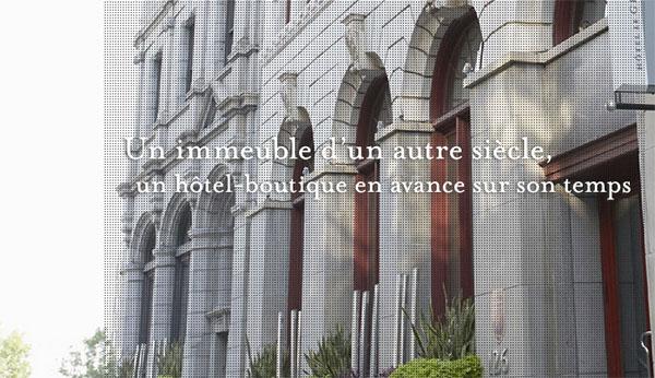 Hôtel Le Germain-Dominion