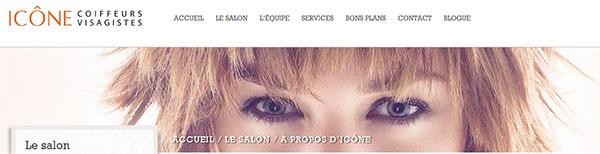 Icône Coiffeurs Visagistes en ligne
