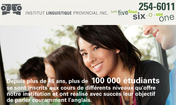 Institut Linguitique Provincial Inc