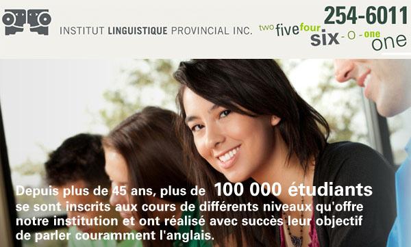 Institut Linguitique Provincial Inc