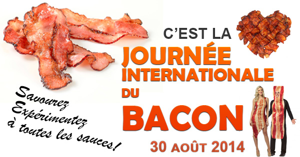 Journée Internationale du Bacon