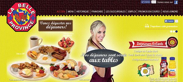 La Belle Province Restaurant