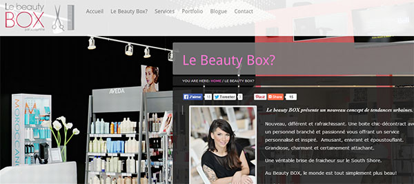 Le Beauty Box en ligne