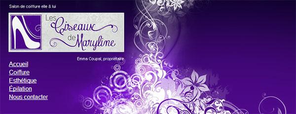 Les Ciseaux de Maryline en ligne