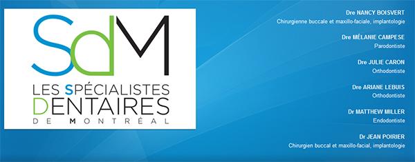 Les Spécialistes Dentaires de Montréal en Ligne