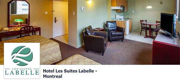 Les Suites Labelle