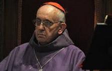 Nouveau Pape Élu François Ier