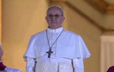 Nouveau Pape François Premier Ier