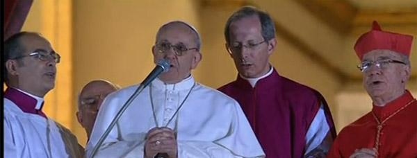 Pape François Ier