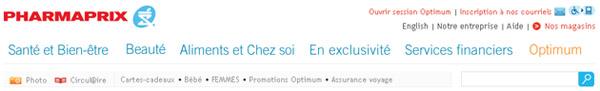 Pharmaprix Circulaire en ligne