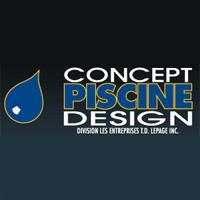 Piscine concept design val b lair 1305 boulevard pie xi for Concept piscine design