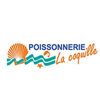 Poissonnerie La Coquille Logo