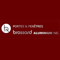 Portes et Fenêtres Brossard Aluminium logo