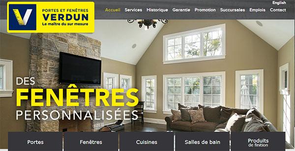 Portes et Fenêtres Verdun en ligne