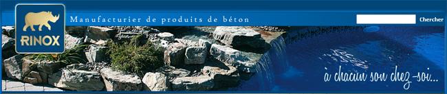 Rinox Pavés-Uni Aménagement Paysager en ligne