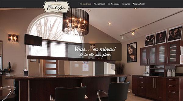 Salon de Beauté Céline Dubuc en ligne