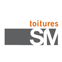 Toitures SM Logo