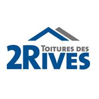 Toitures des 2 Rives Logo