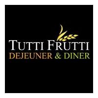 Tutti Frutti Déjeuner Diner