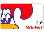 carte-cadeau St-hubert