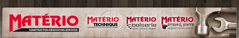 Circulaire Matério - Technique, boiserie, brique&pierre