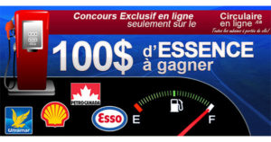 Concours Essence