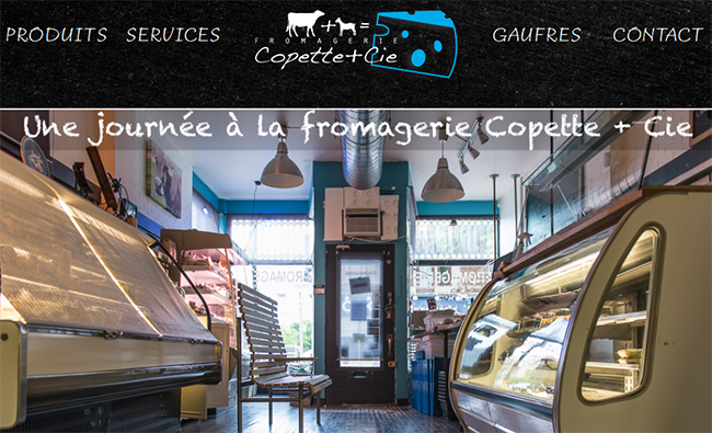 Fromagerie copette & Cie