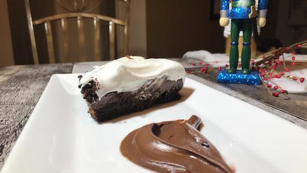 Gâteau Oréo et Pouding Chocolat 3
